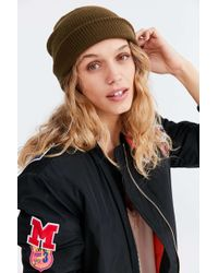 Urban Outfitters - Classic Knit Beanie - Lyst