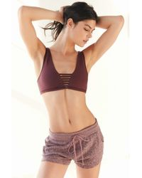 2f6c2c2f4fc6c Urban Outfitters · Without Walls - Sia Ladder Bra - Lyst