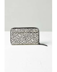 Status Anxiety - Delilah Calf Hair Wallet - Lyst