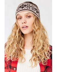 Pendleton - Fleece-lined Ear Warmer - Lyst