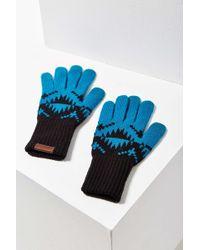 Pendleton - Jacquard Tech Glove - Lyst
