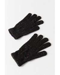 Urban Outfitters - Donegal Knit Glove - Lyst