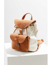 BDG - Velma Canvas Mini Backpack - Lyst