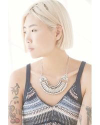 Urban Outfitters - Bobbie Statement Necklace - Lyst