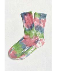 Chums - Tie-dye Bulky Sock - Lyst
