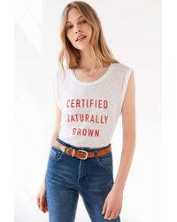 Comune - Michelle By Certified Natural Tee - Lyst