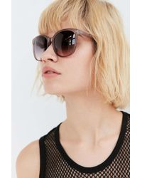Urban Outfitters - Ainsley Square Sunglasses - Lyst