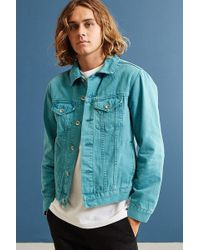BDG - Core Denim Trucker Jacket - Lyst