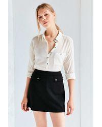 Cooperative - Ruth Ann A-line Mini Skirt - Lyst
