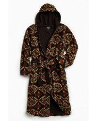 Pendleton Lined Terry Bath Robe
