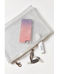 Urban Outfitters - Glitter Pouch - Lyst