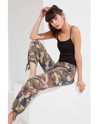 Urban Outfitters - Uo Authentic Camo Cargo Pant - Lyst