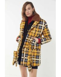 House Of Sunny - Adjustable Quilted Puffer Jacket - Lyst