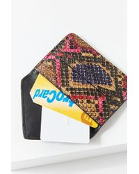 Urban Outfitters - Mini Envelope Card Case - Lyst