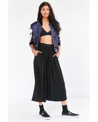 Staring At Stars - Crinkle Culotte Pant - Lyst
