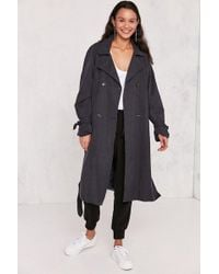 Kimchi Blue - Clemmie Trench Coat - Lyst