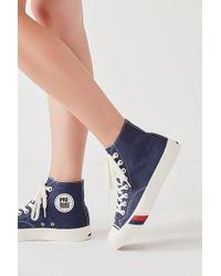 Pro Keds - Pro-keds Royal Hi Canvas Sneaker - Lyst
