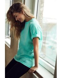 Silence + Noise - All Day Oversized Tee - Lyst