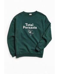 Insight - Total Paranoia Crew Neck Sweatshirt - Lyst