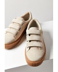Urban Outfitters - Hollie Three-strap Creeper Sneaker - Lyst
