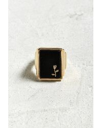 Urban Outfitters - Rose Ring - Lyst