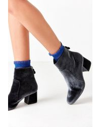 Out From Under - Ruffle Glitter Crew Sock - Lyst