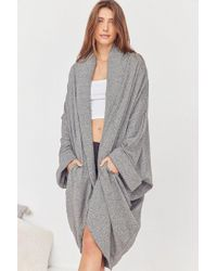 Out From Under - Amber Cozy Maxi Cardigan - Lyst