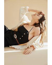 Urban Outfitters | Katherine Skinny Western Belt | Lyst