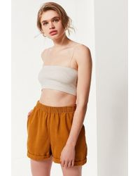 Urban Outfitters - Urban Renewal Remade Overdyed Denim Short - Lyst