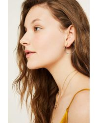 Urban Outfitters - Double Circle Hoop Earrings - Womens All - Lyst