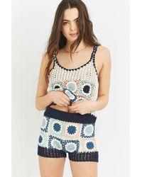 Somedays Lovin - Tilda Crochet Skirt - Lyst