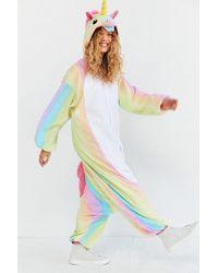 Urban Outfitters - Kigurumi Dream Unicorn Costume - Lyst