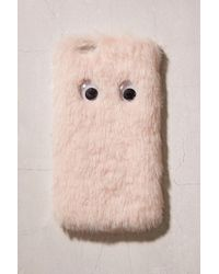 Urban Outfitters - Furry Thing Iphone 6/6s Case - Lyst