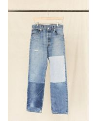 Urban Outfitters - Vintage Levi's Paneled Jean - Lyst