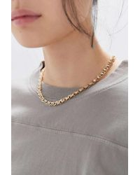 Vanessa Mooney - The Benjamin Chain Necklace - Lyst