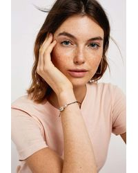 Urban Outfitters - Cord + Shell Bracelet - Womens All - Lyst