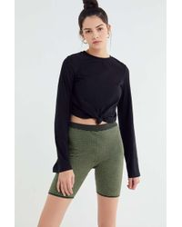 Urban Outfitters - Uo Linda Sweater Bike Short - Lyst