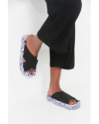 Urban Outfitters - Uo Confetti Platform Slide - Lyst