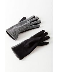 Urban Outfitters - Structured Glitter Glove - Lyst