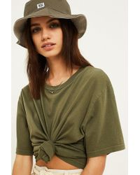 BDG - Plain Reversible Bucket Hat - Lyst