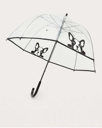 Urban Outfitters - French Bulldog Dome Umbrella - Womens All - Lyst