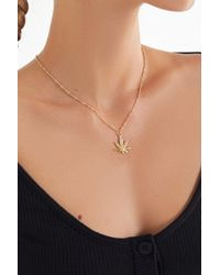 Frasier Sterling - Mary Jane Necklace - Lyst