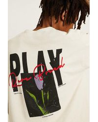 Urban Outfitters - Uo Rare Breed Sand T-shirt - Lyst
