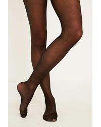 40c0dab07fe8d3 Recently sold out. Urban Outfitters - 20 Denier Opaque Tights - Womens All  - Lyst