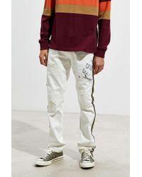 Polo Ralph Lauren - Varick Side Tape Slim Jean - Lyst