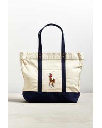 59ce57381a0 Lyst - Ralph Lauren Polo Firemans Canvas Duffel Bag in Yellow for Men