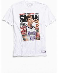 311a979e362 Mitchell   Ness - Jason Williams Slam Cover Tee - Lyst. Mitchell   Ness. Jason  Williams Slam Cover Tee.  44. Urban Outfitters · Nike - Memphis Grizzlies  ...