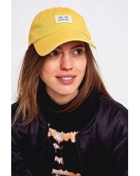 Urban Outfitters - Uo Utility Baseball Cap - Womens All - Lyst