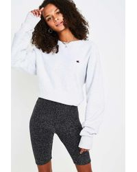 Urban Outfitters - Uo Glitter Cycling Shorts - Lyst