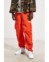 Polo Ralph Lauren Nylon Flight Pant - Multicolour